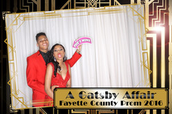 Atlanta Prom Photobooth Rental