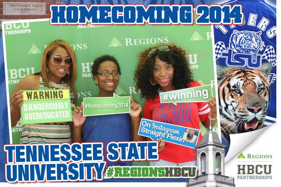 Regions HBCU TSU Homecoming