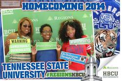 Regions HBCU TSU Homecoming