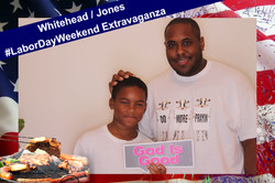 Whitehead / Jones LaborDayWeekend