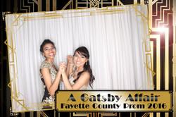 Atlanta Prom Photobooth Renta