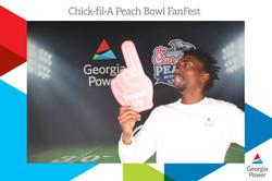 Chick-Fil-A Peach Bowl Georgia Power