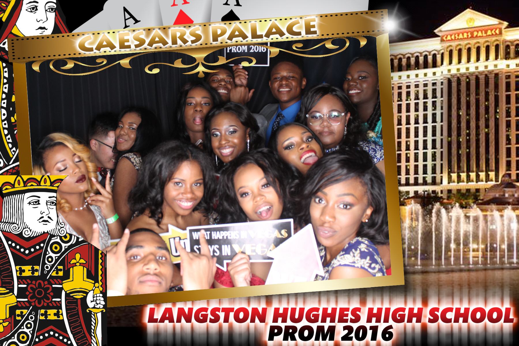 Langston Hughes HS Prom