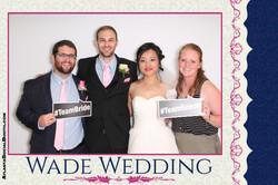 Wade Wedding