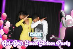 Bri-Bri's Sweet 16 Party