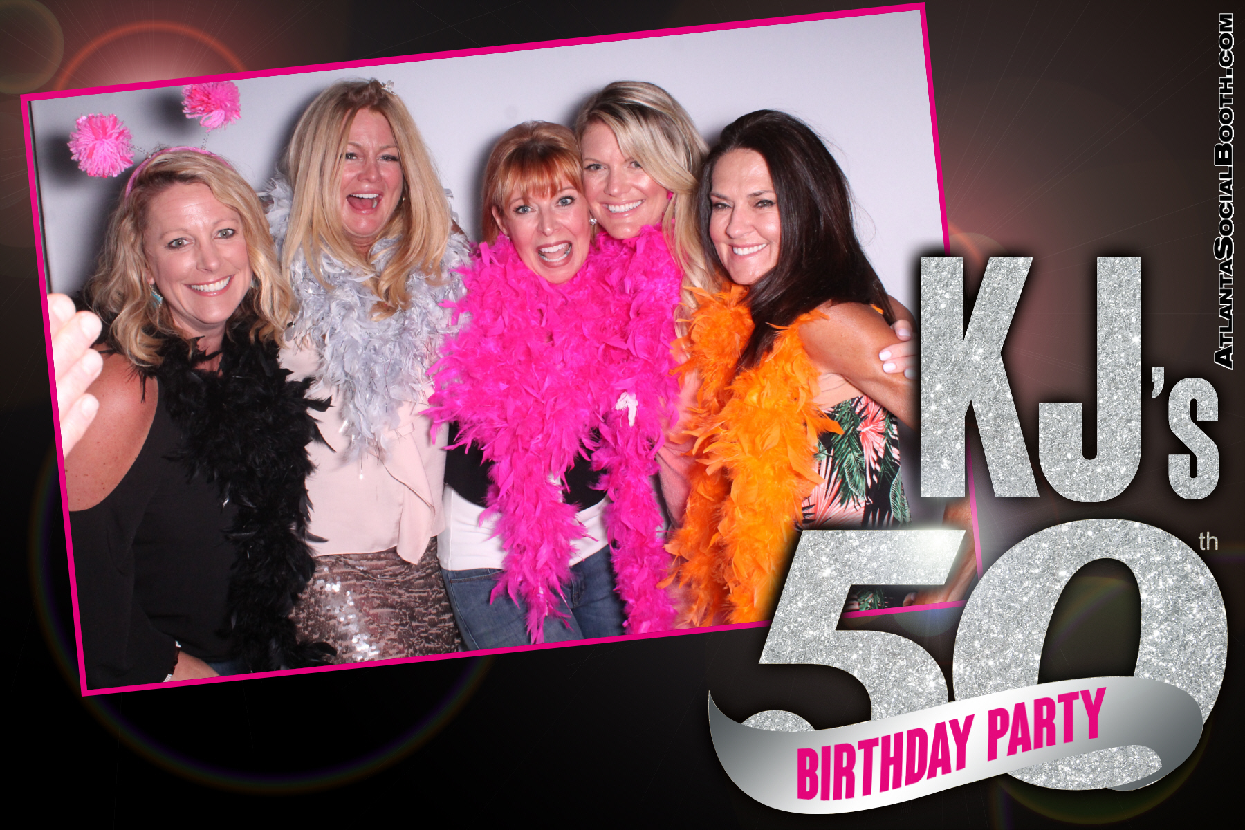 KJ's 50th Birthday Party