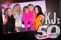 KJ's 50th Birthday Party