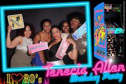 Tenecia Birthday Party