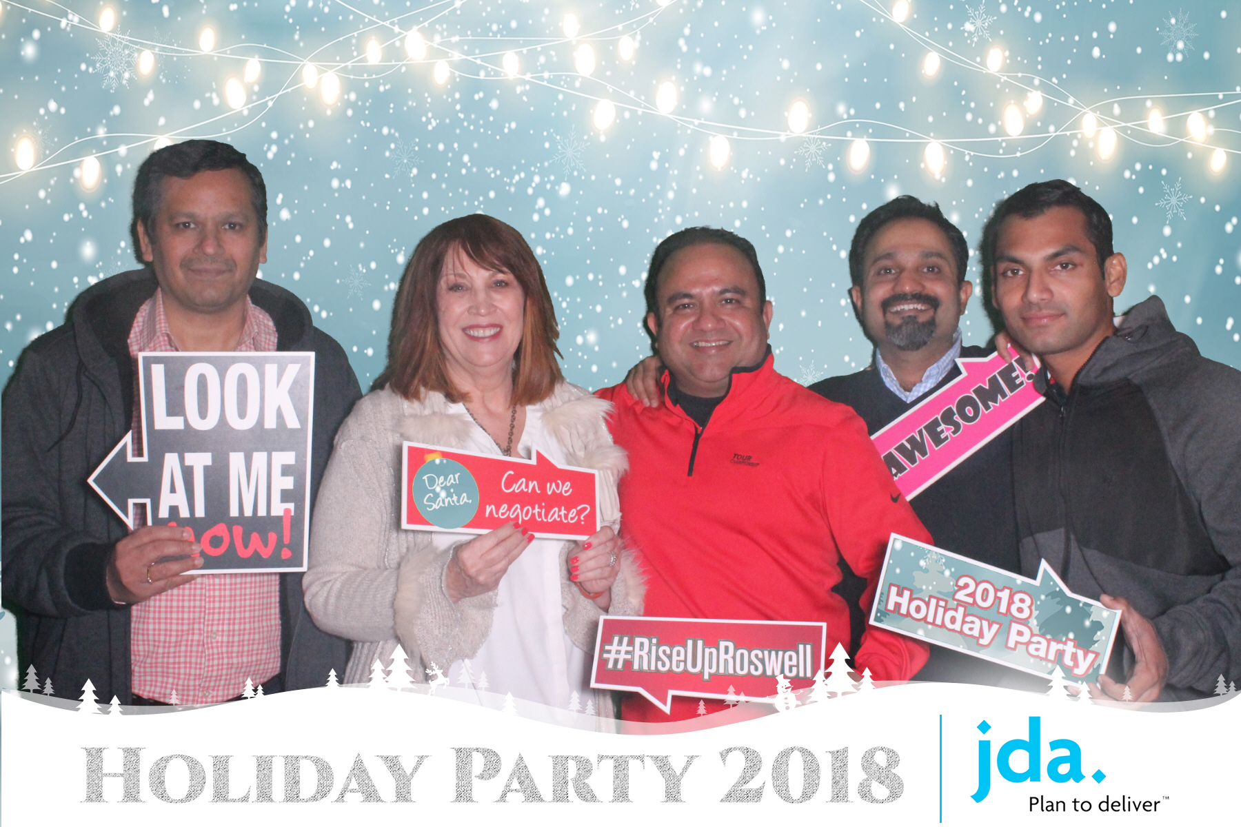 JDA Holiday Party