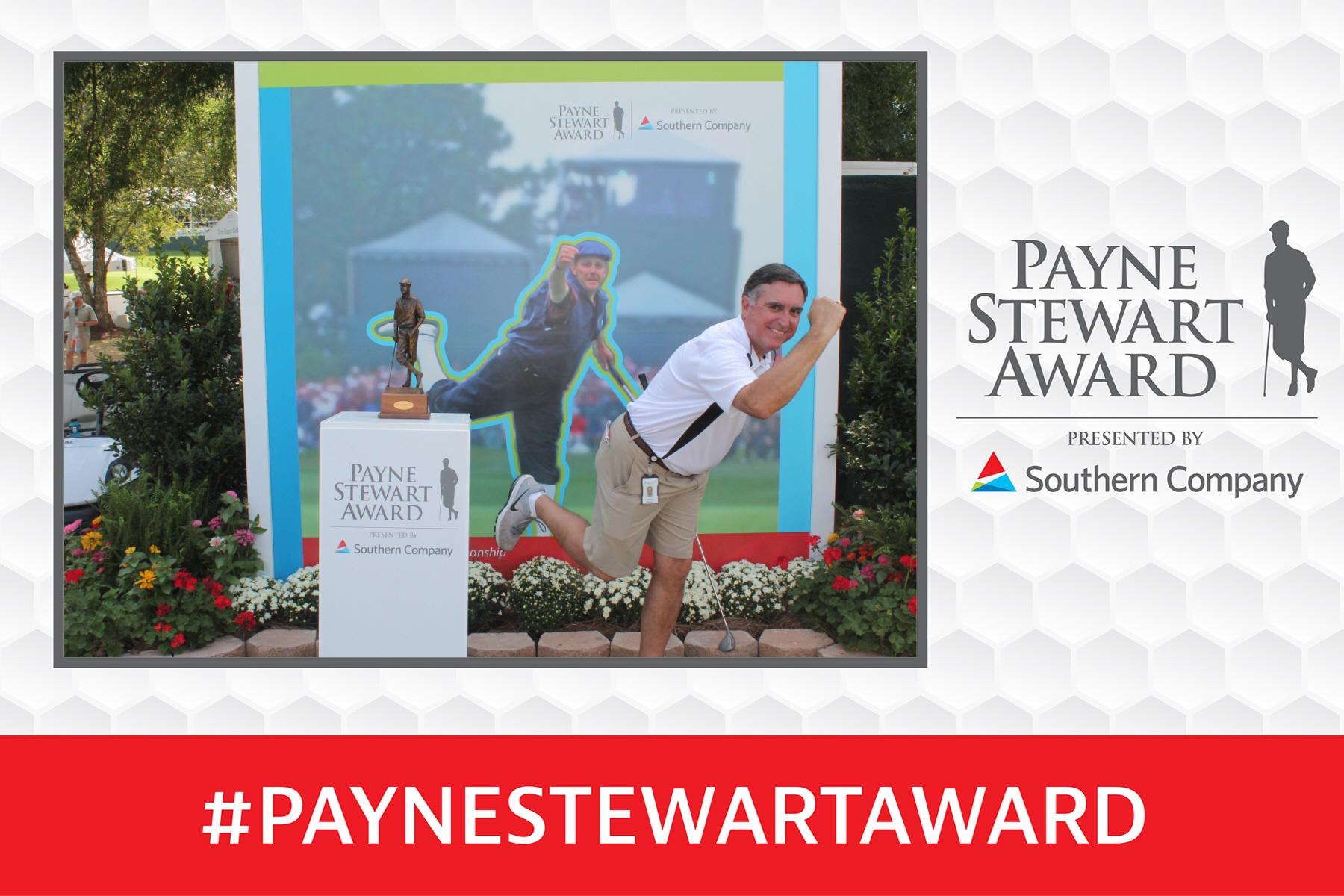 Payne Stewart Award - PGA Tour R2