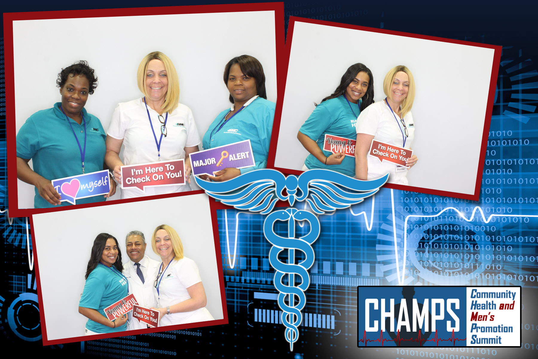 Champs Health Fair
