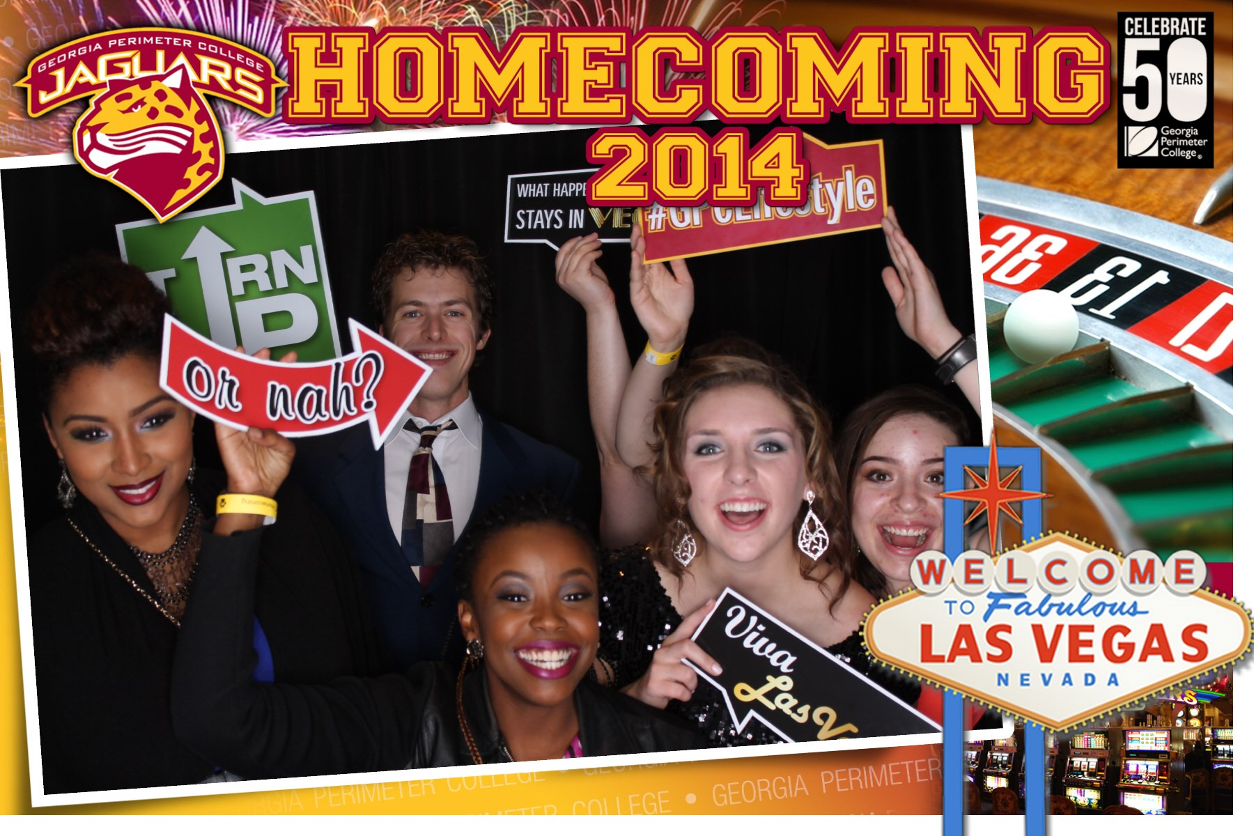 GPC Homecoming 2014
