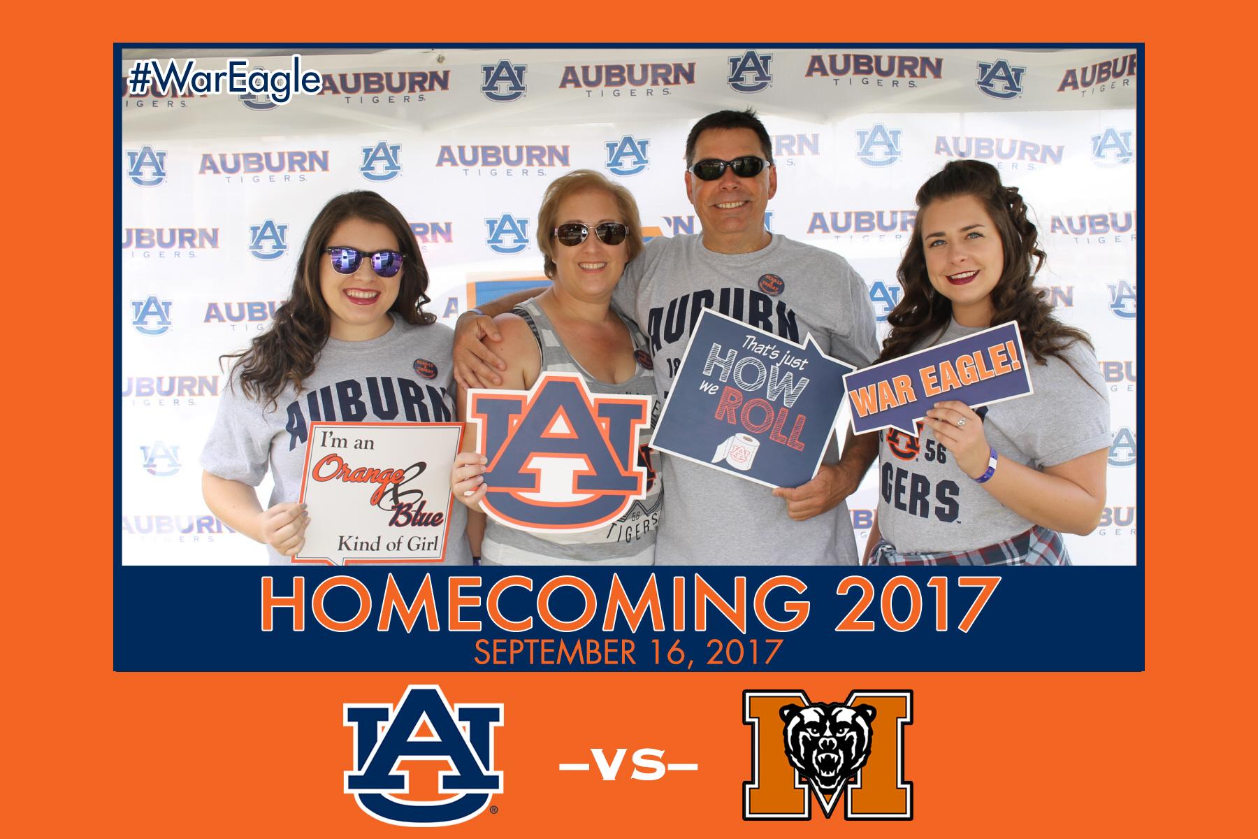 Auburn vs Mercer