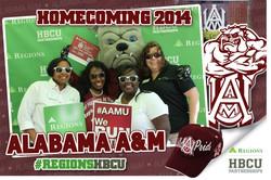 Regions HBCU AAMU Homecoming