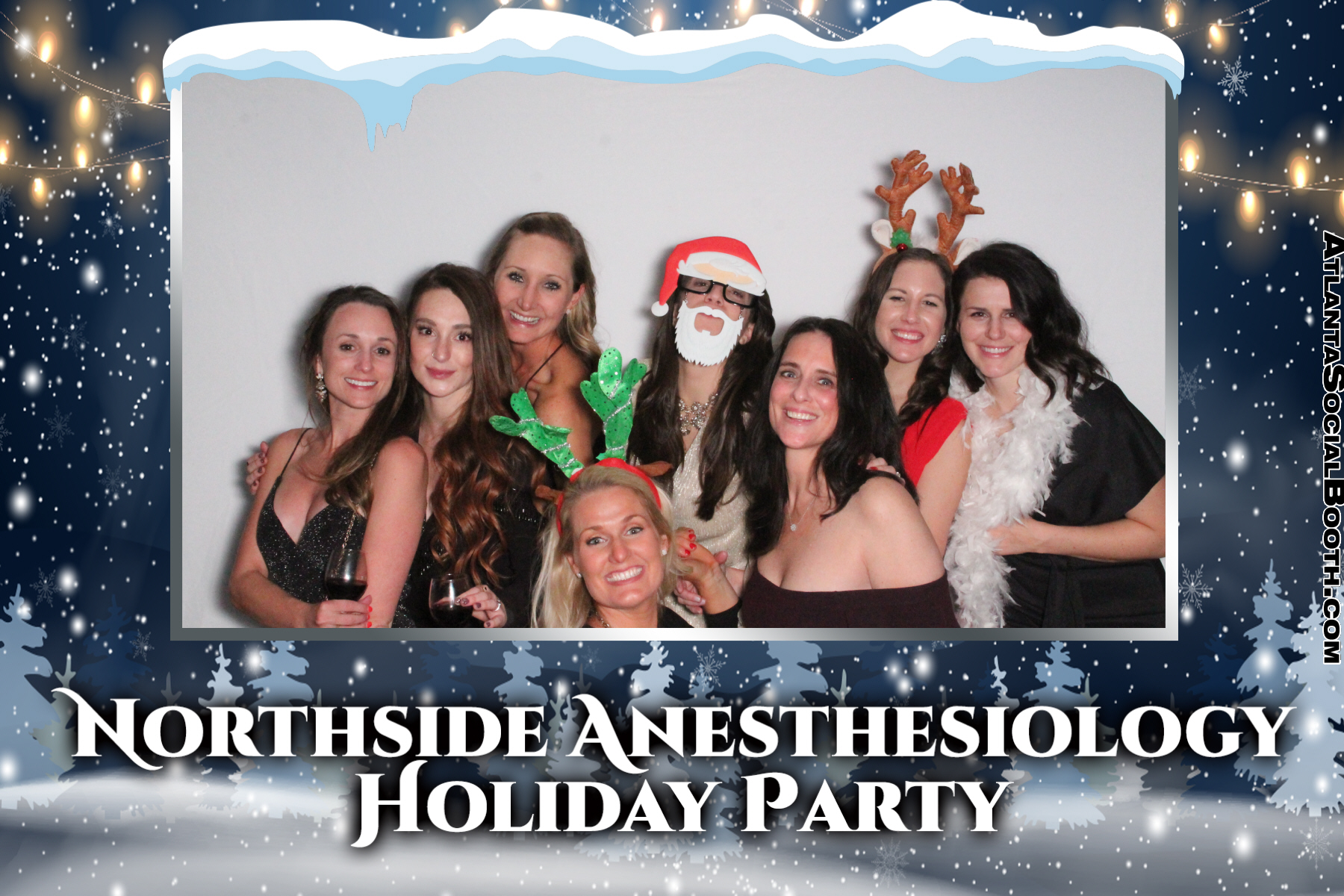 Northside Anesthesiology Holiday