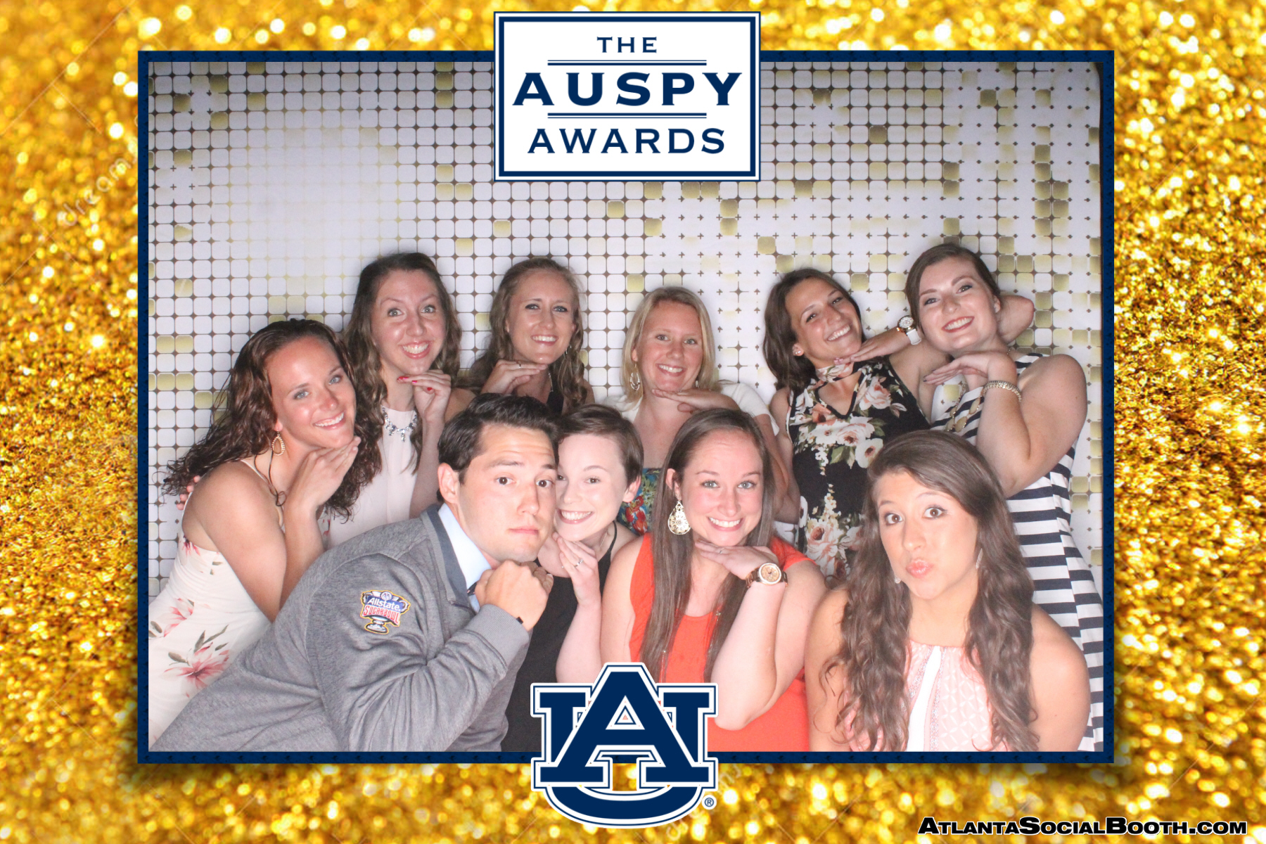 Auburn University Photo Booth