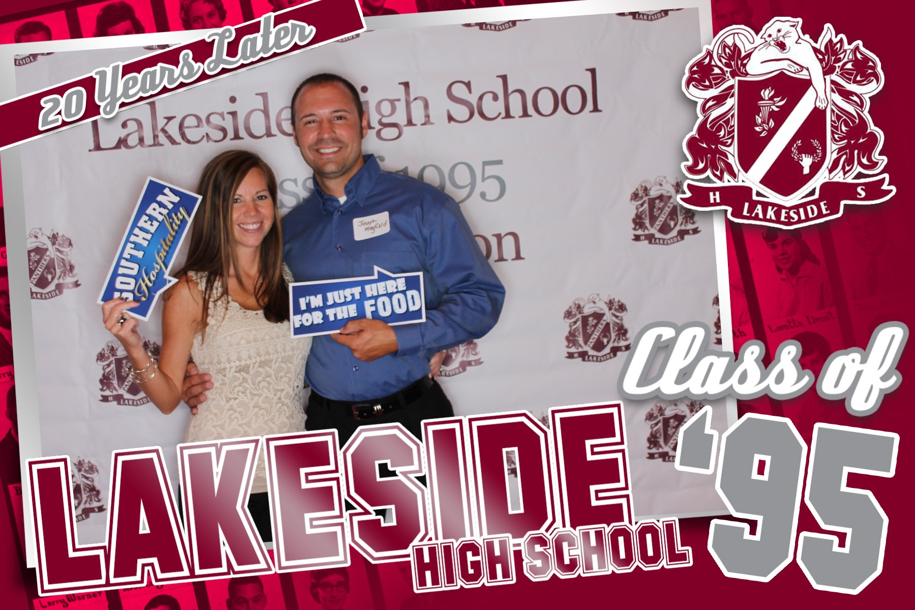 Lakeside High School Class Reunion