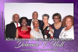 Deborah Hall Birthday & Retirement
