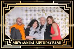 Sid Kirschner Annual Birthday Bash