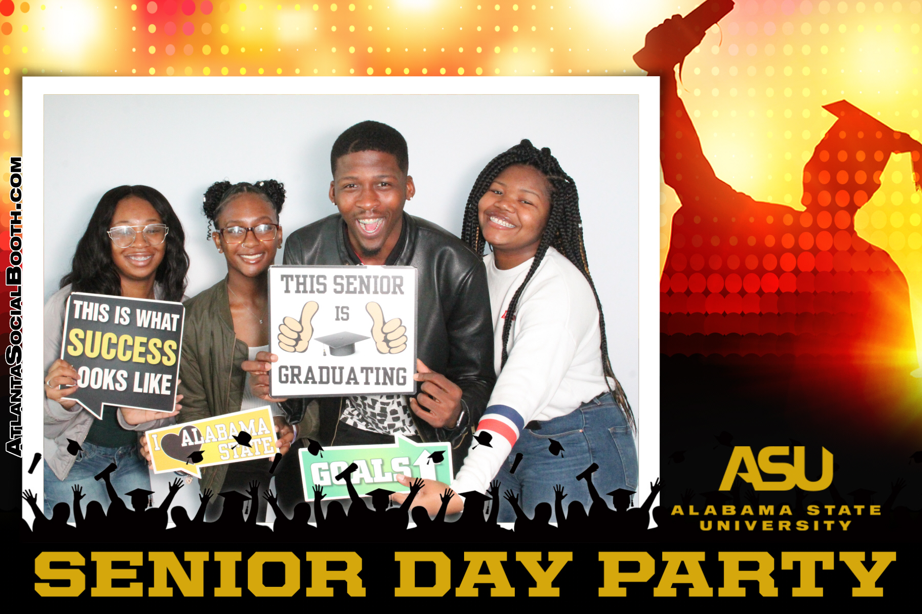 ASU Senior Day Party