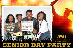 ASU Senior Day Party