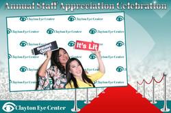 Clayton Eye Center (Step & Repeat)