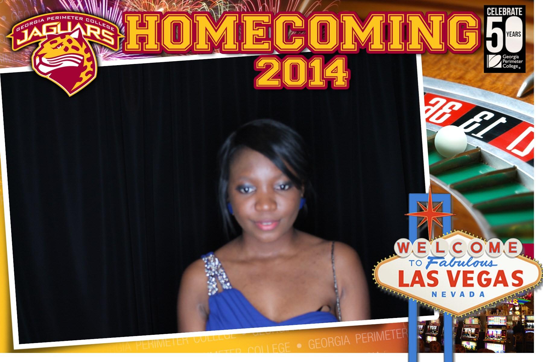 Atlanta's Homecoming Photo Booth