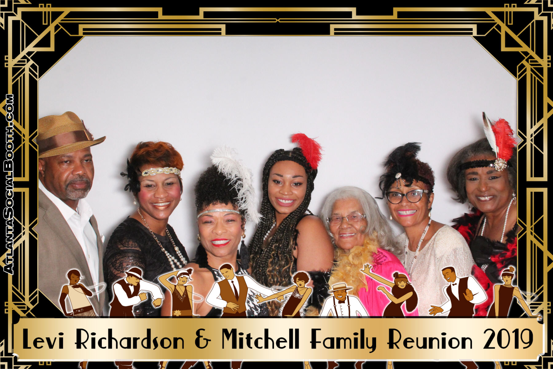 Levi Richardson & Mitchell Family Re