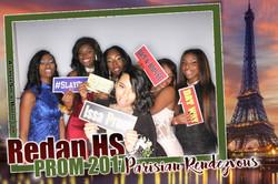 Redan HS Prom 2K17