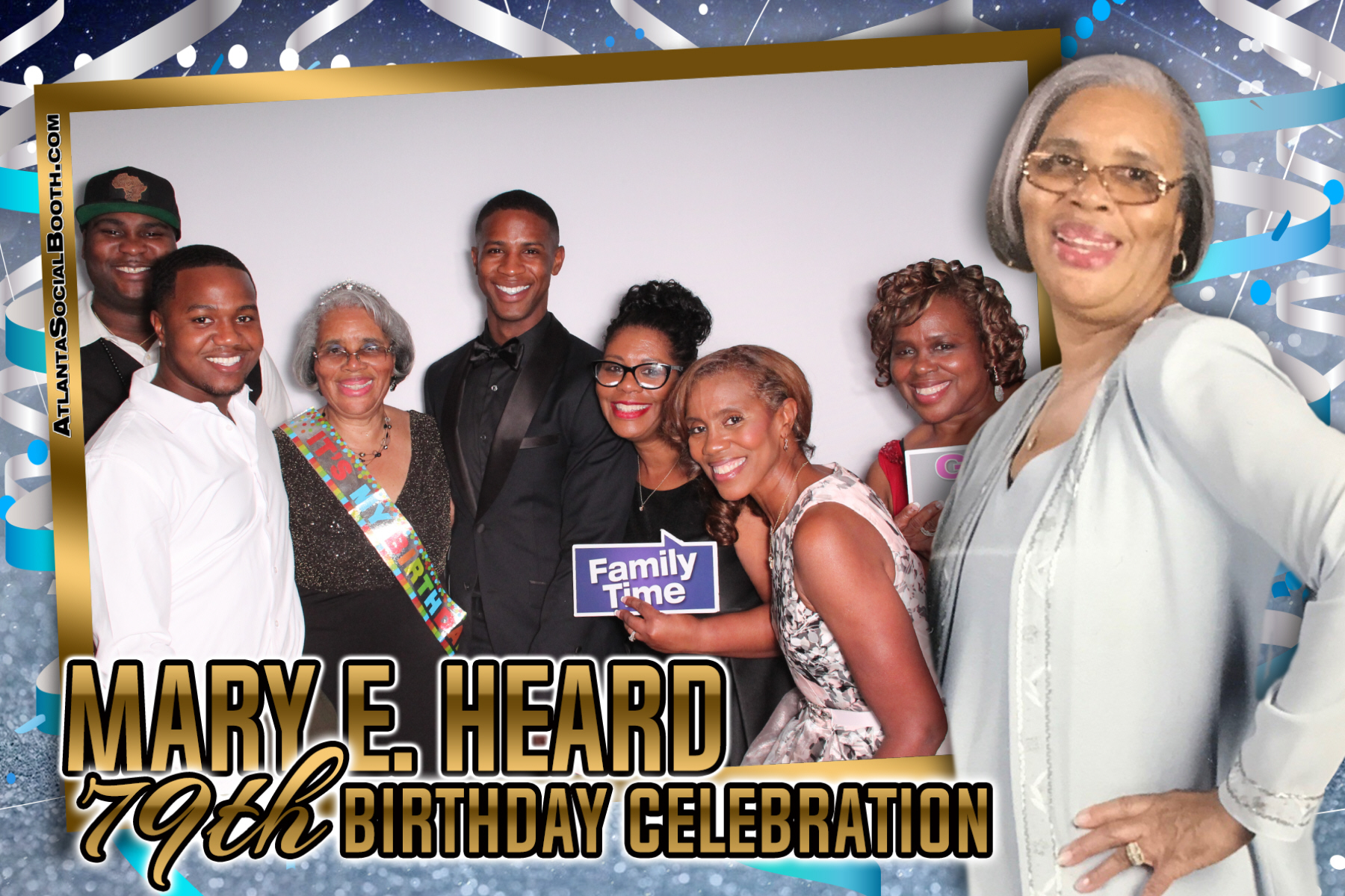 Ms Heard 79th Birthday Celebration