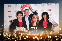 Coke Thank You Event