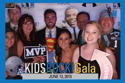 Cam Newton Foundation Kids Rock Gala