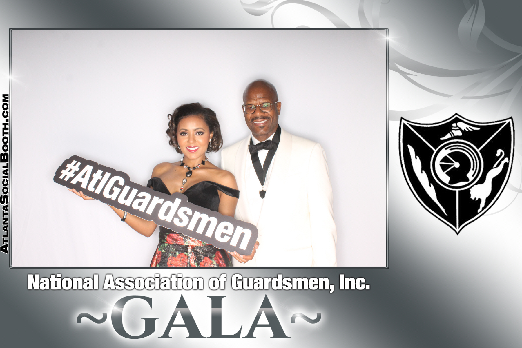 2018 Guardsmen Gala - White