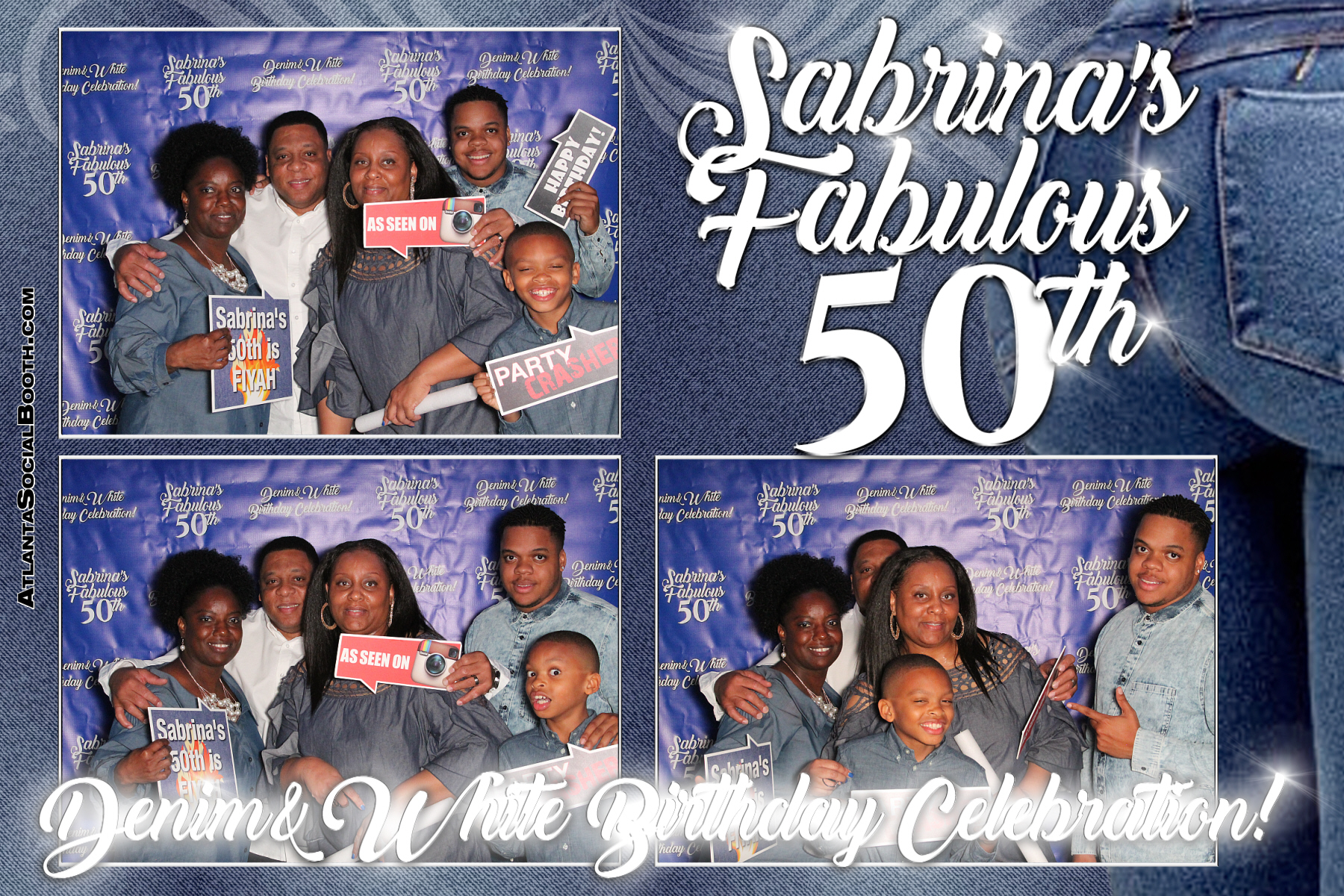 Sabrina Fabulous 50th