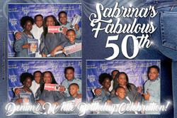 Sabrina Fabulous 50th