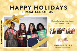 Rigby & Peller Holiday Party