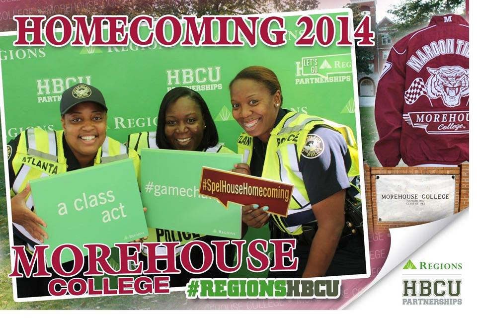 Regions HBCU Morehouse Homecoming