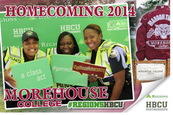Regions HBCU Morehouse Homecoming