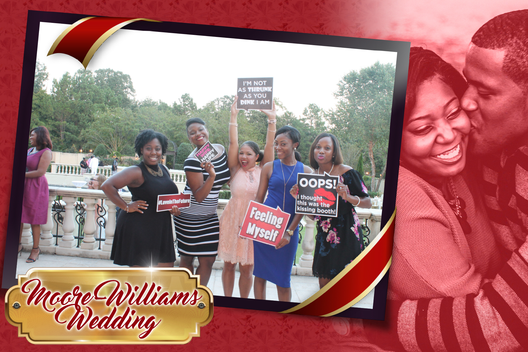 Moore-Willams Wedding