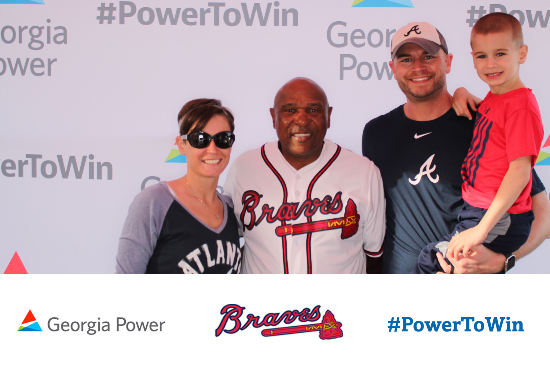 Ga Power Tiny House - Atlanta Braves