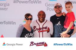 Ga Power Tiny House - Atlanta Braves