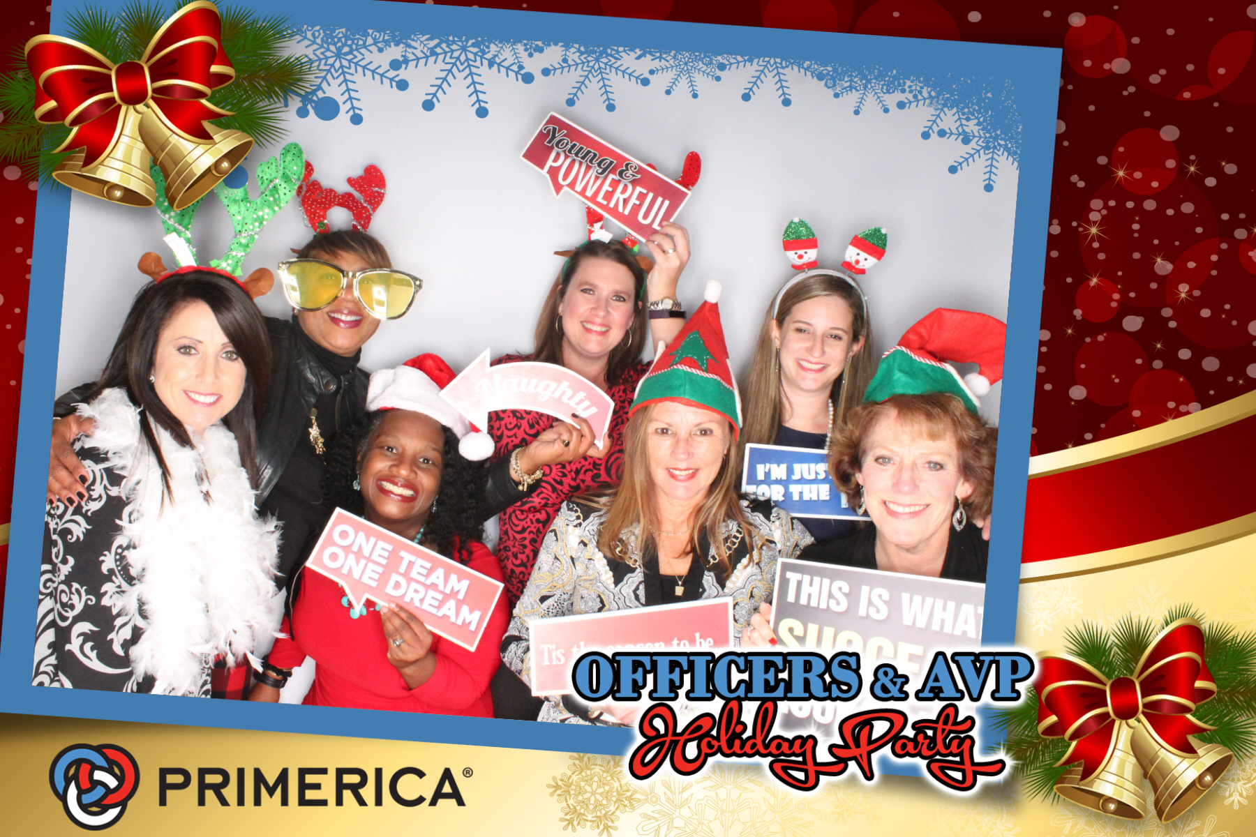 Primerica Holiday Party