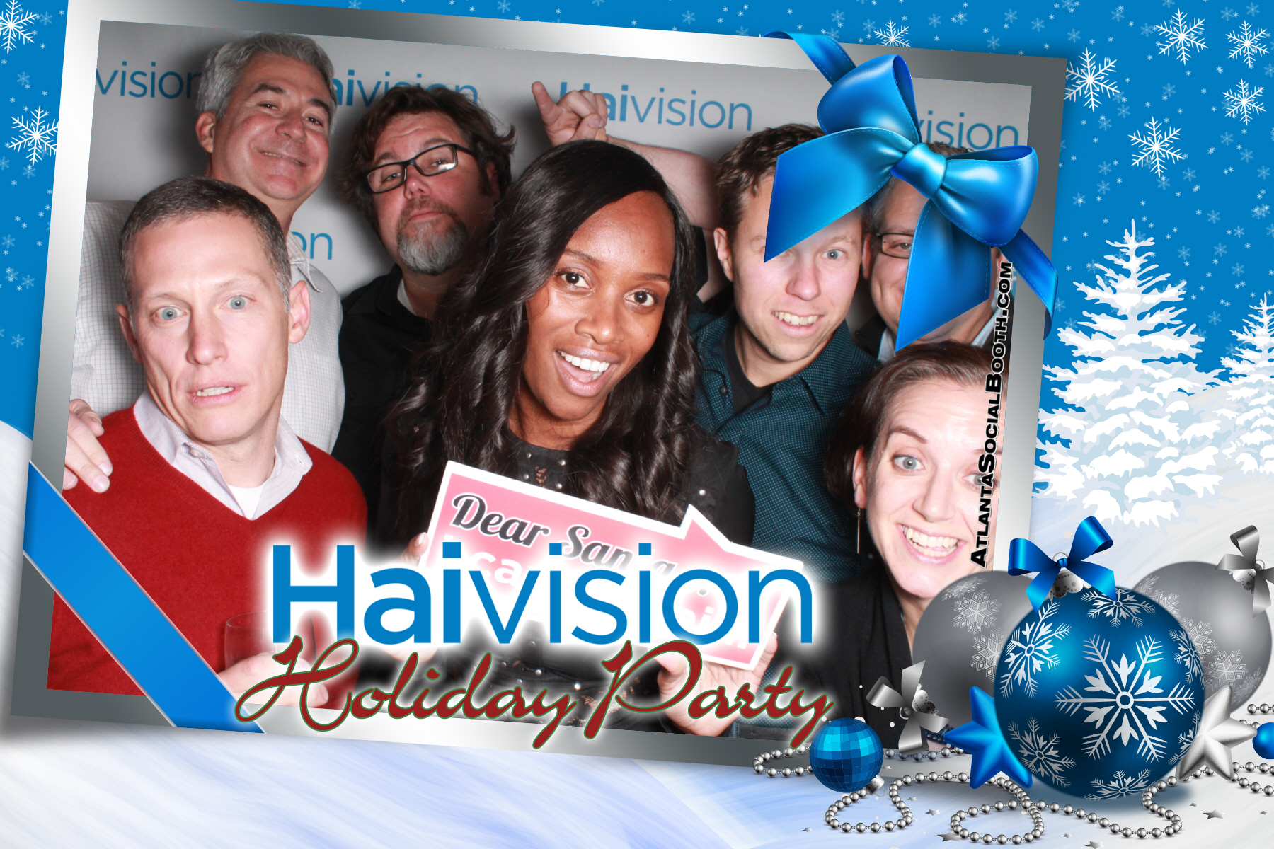 Haivision Holiday Party