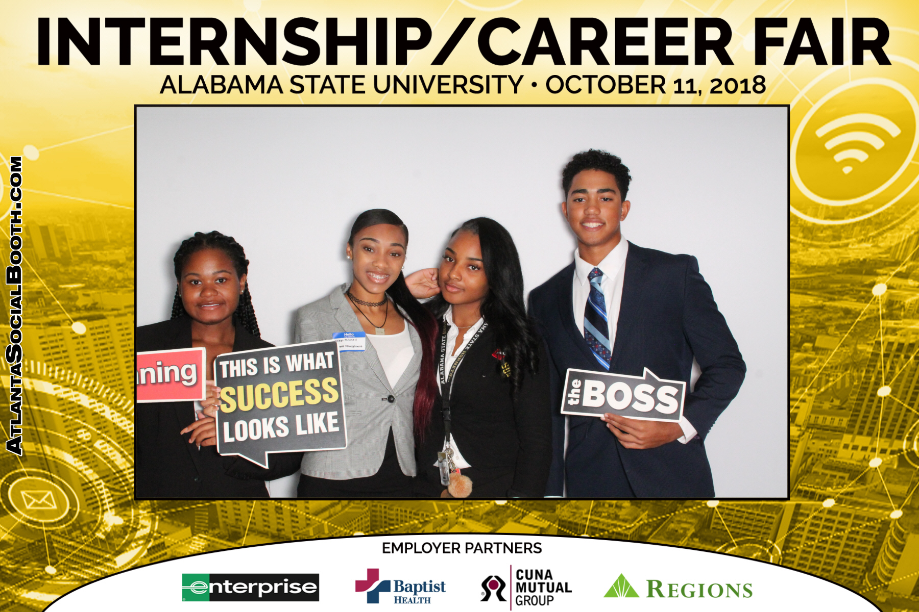 ASU Internship & Career Fair