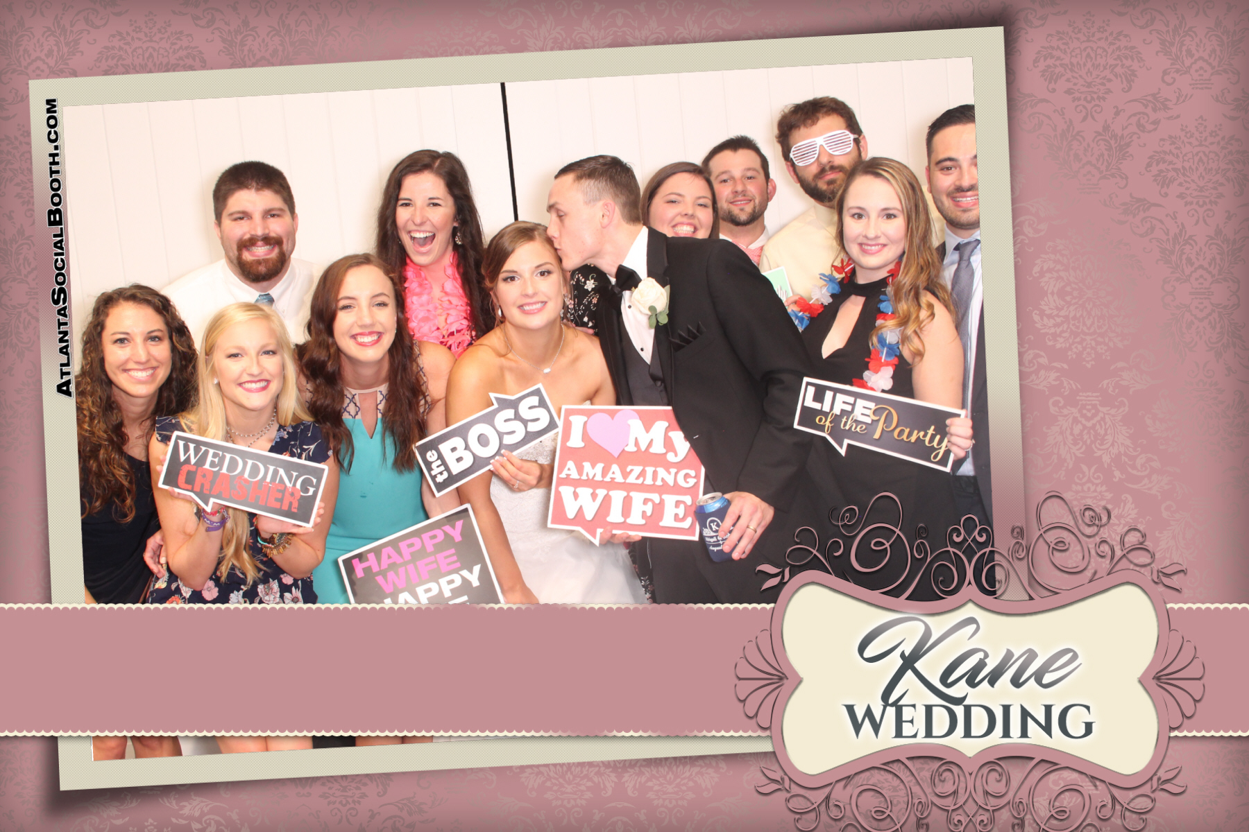 Kane Wedding