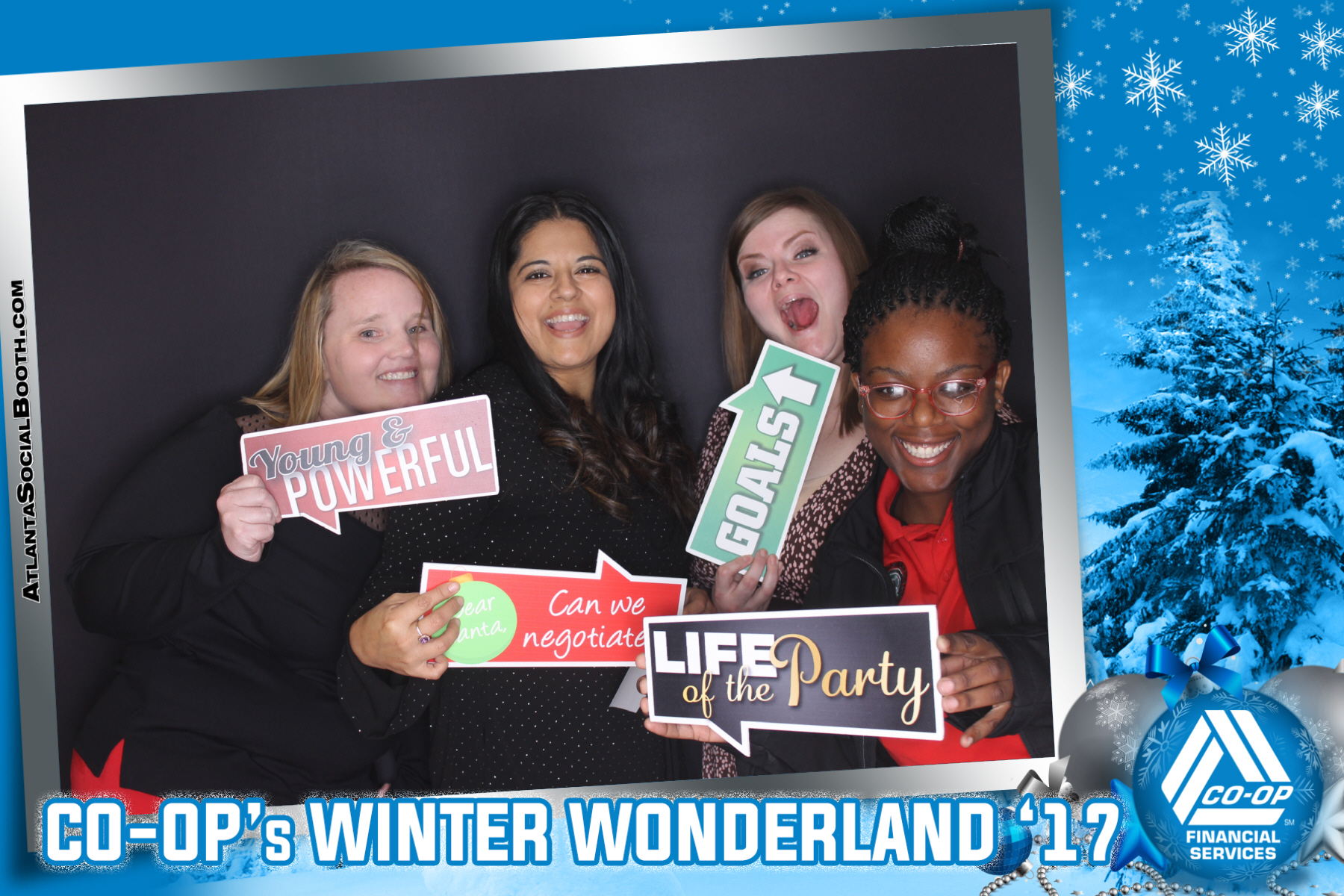 CO-OP Winter Wonderland