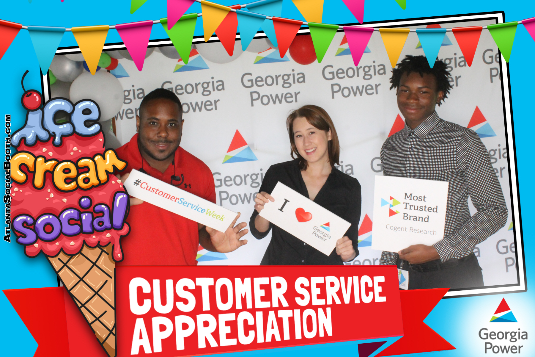 GA Power #CustomerServiceAppreciatio