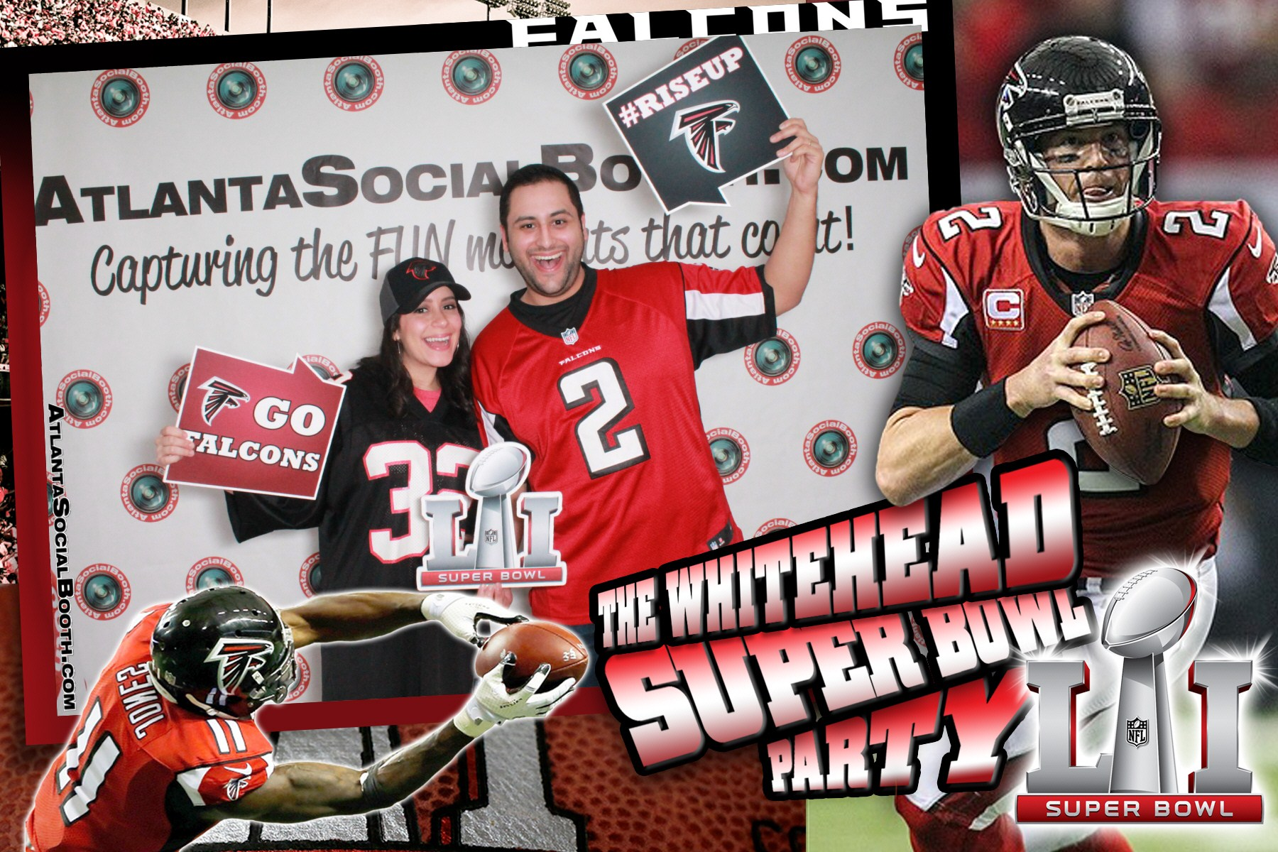Whitehead Super Bowl Party 51
