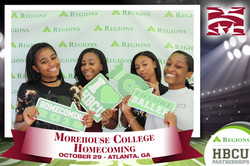 Regions - Morehouse Homecoming