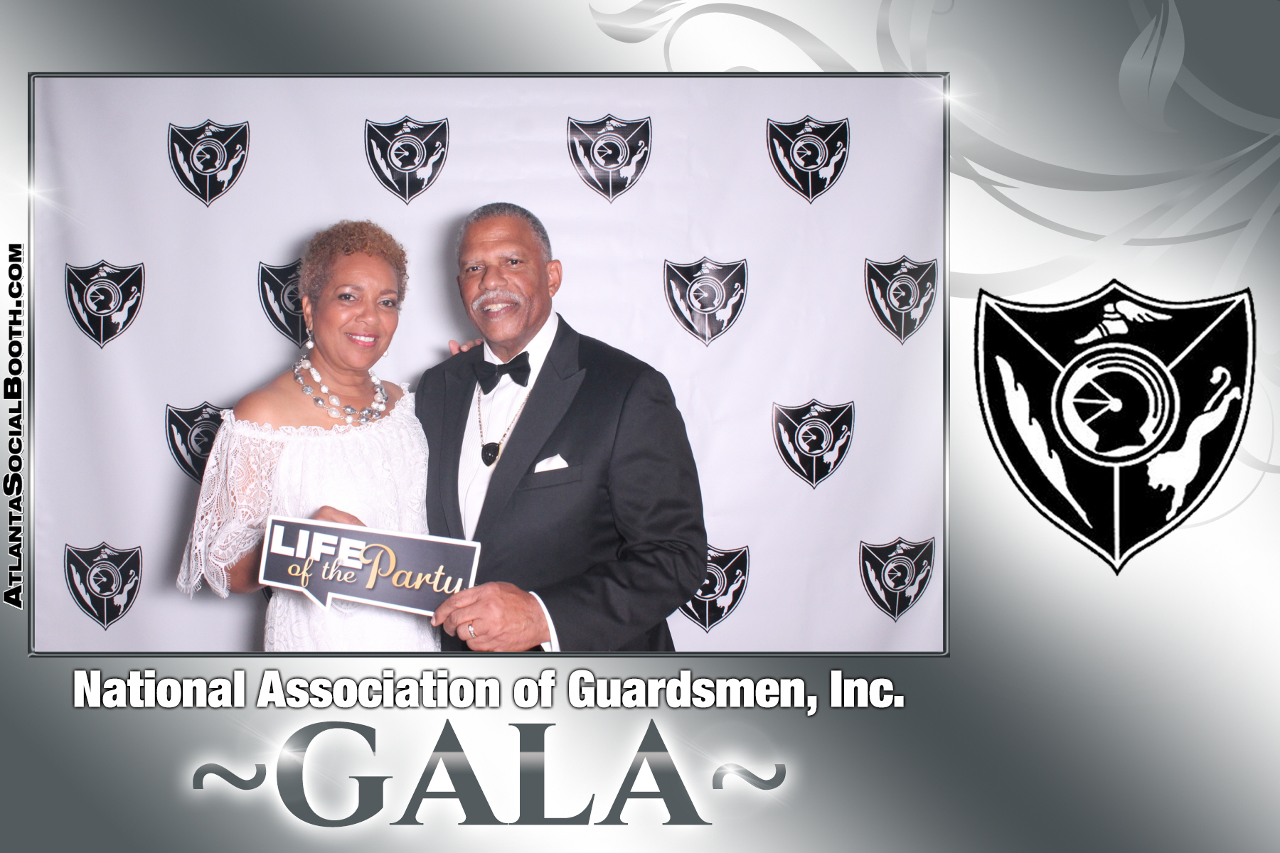 2018 Guardsmen Gala - Step & Repeat